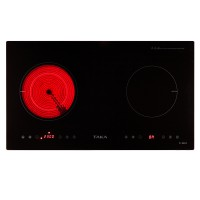 1 Infrared 1 Induction Cooker