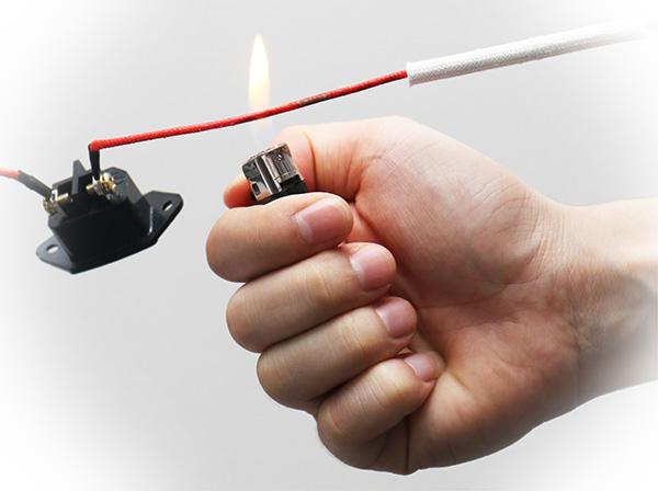 Dây dẫn điện chịu nhiệt cao