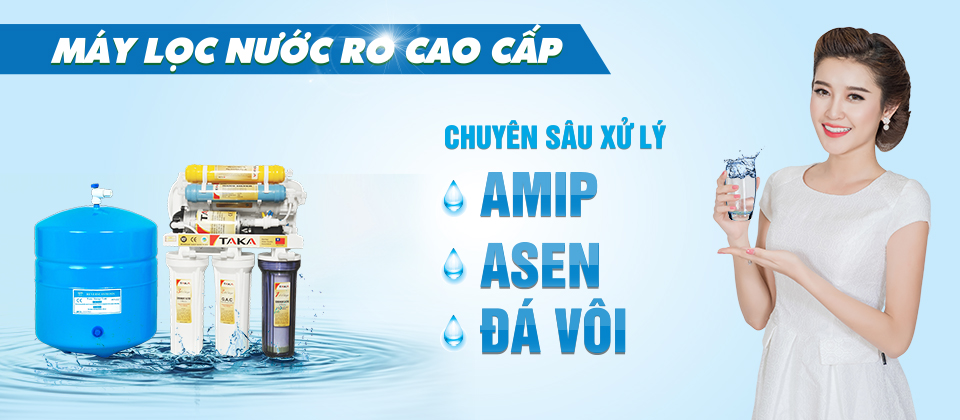 Banner Trang chủ máy lọc nước